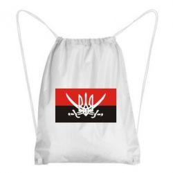 Рюкзак-мешок Герб та шаблі - FatLine