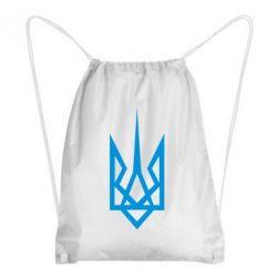 Рюкзак-мешок Герб України загострений - FatLine