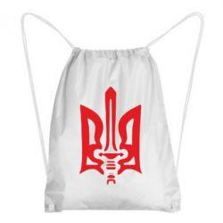 Рюкзак-мешок Герб з мечем - FatLine