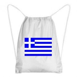 Рюкзак-мешок Греция - FatLine