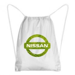 Рюкзак-мішок Green Line Nissan