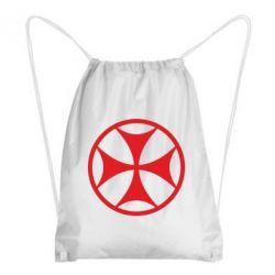 Рюкзак-мешок Грузинский Крест - FatLine