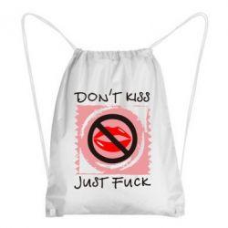 Рюкзак-мешок губки - FatLine