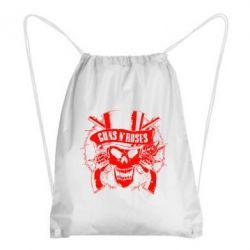 Рюкзак-мішок Guns n' Roses Logo