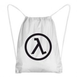 Рюкзак-мешок Half Life Logo