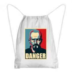 Рюкзак-мешок Heisenberg Danger - FatLine