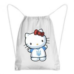 Рюкзак-мешок Hello Kitty UA - FatLine