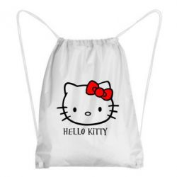 Рюкзак-мешок Hello Kitty