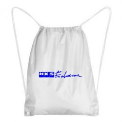 Рюкзак-мешок HKS logo - FatLine
