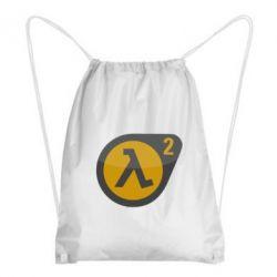 Рюкзак-мешок HL 2 logo - FatLine
