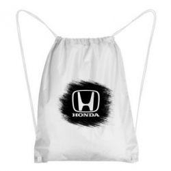 Рюкзак-мешок Хонда арт, Honda art