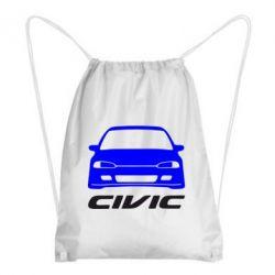 Рюкзак-мішок Honda Civic