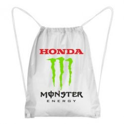 Рюкзак-мешок Honda Monster Energy
