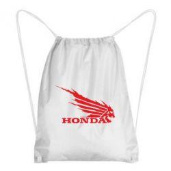 Рюкзак-мешок Honda Skelet - FatLine