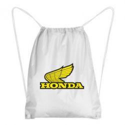 Рюкзак-мешок Honda Vintage Logo - FatLine
