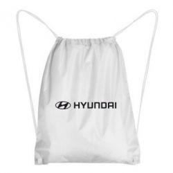 Рюкзак-мішок Hyundai 2