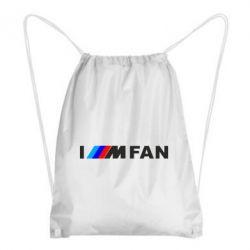 Рюкзак-мішок I am FAN