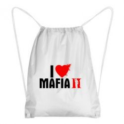Рюкзак-мешок I love Mafia 2 - FatLine