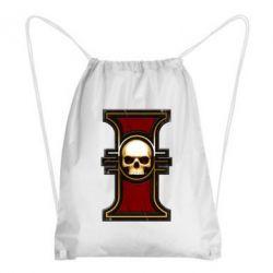 Рюкзак-мешок инквизиция warhammer - FatLine