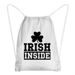 Рюкзак-мешок Irish Inside, FatLine  - купить со скидкой