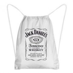Рюкзак-мешок Jack Daniel's - FatLine