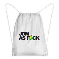 Рюкзак-мешок JDM As Fuck - FatLine