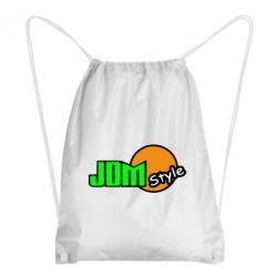 Рюкзак-мешок JDM Style - FatLine