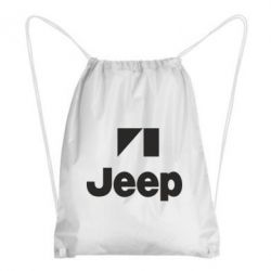 Рюкзак-мешок Jeep Logo - FatLine
