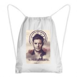 Рюкзак-мешок Jensen Ackles - FatLine