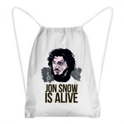 Рюкзак-мешок Jon Snow is alive - FatLine