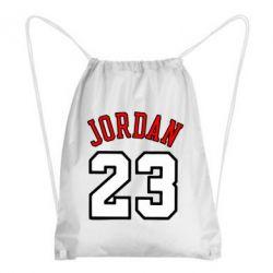 Рюкзак-мешок Jordan 23 - FatLine