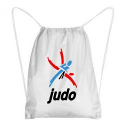 Рюкзак-мешок Judo Logo - FatLine