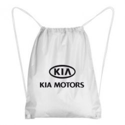 Рюкзак-мешок Kia Logo - FatLine