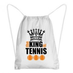 Рюкзак-мешок King of Tennis