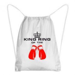 Рюкзак-мішок King Ring