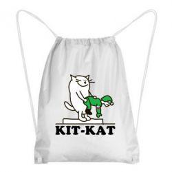 Рюкзак-мешок Kit-Kat - FatLine