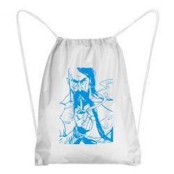 Рюкзак-мешок Козачина з люлькою - FatLine