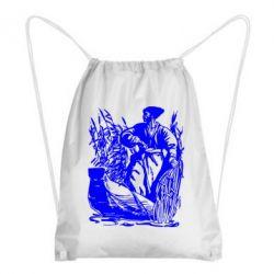 Рюкзак-мешок Козак у камишу - FatLine