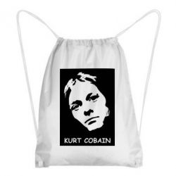 Рюкзак-мешок Kurt Cobain Face - FatLine