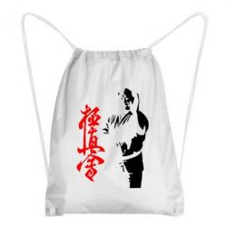Рюкзак-мешок Kyokushin Kanku Master - FatLine