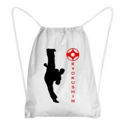 Рюкзак-мешок Kyokushin Kick - FatLine