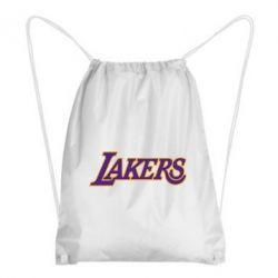 Рюкзак-мішок LA Lakers
