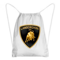 Рюкзак-мешок Lamborghini Logo - FatLine