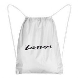 Рюкзак-мешок Lanos Logo - FatLine