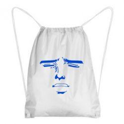 Рюкзак-мешок Лицо аниме - FatLine