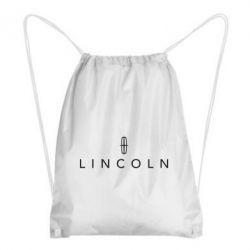 Рюкзак-мешок Lincoln logo - FatLine