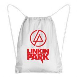 Рюкзак-мішок Linkin Park - FatLine
