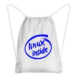 Рюкзак-мешок Linux Inside - FatLine