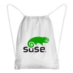 Рюкзак-мешок Linux Suse - FatLine