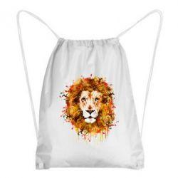 Рюкзак-мешок Lion Art - FatLine